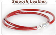 Fashion Leather Chains European beads