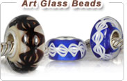 Art Glass European Beads