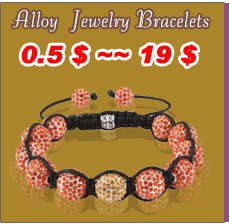 Alloy Bracelets Jewelry