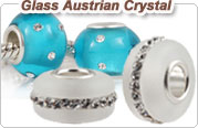 Kerastyle Glass Crystal European Beads