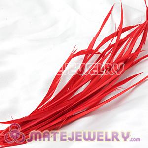 Red Goose Biots Loose Feather Hair Extensions