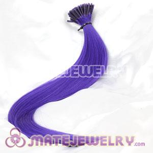 Fashion Purple Synthetic Feather Hair Extensions Cheap