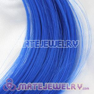 Fashion Blue Synthetic Feather Hair Extensions Cheap