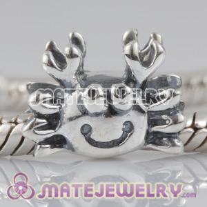 Authentic Italian charms Smiling Crab Bead