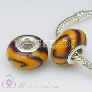 European Polymer Clay beads