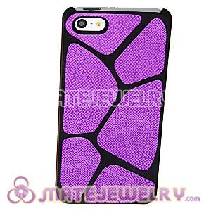 Top Grade Snake Skin Protective Cover Cases For Apple iPhone 5