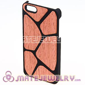 Top Class Wood Protective Cover iPhone 5 Cases Wholesale