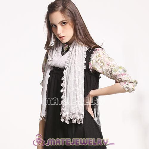 Wholesale Cottony Urban Retro Pashmina Scarf Shawl For Women
