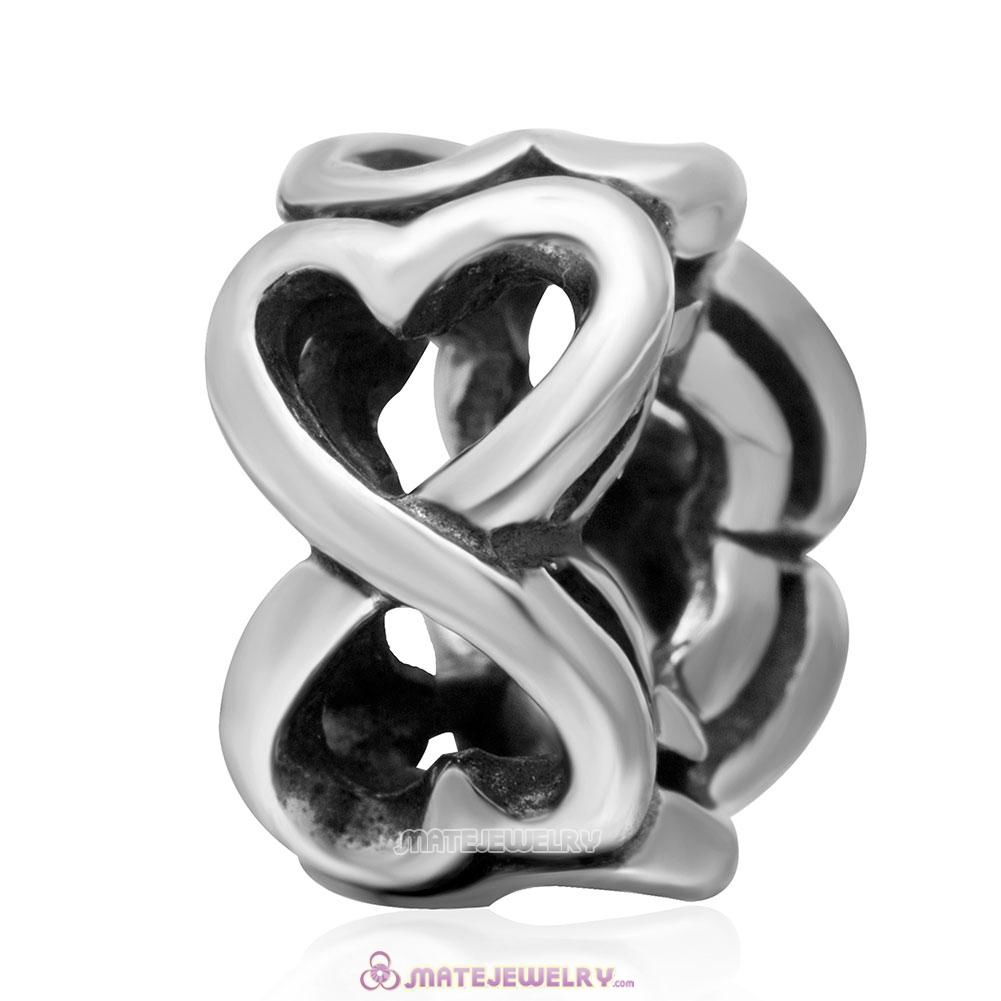 Infinite Love Spacer Bead