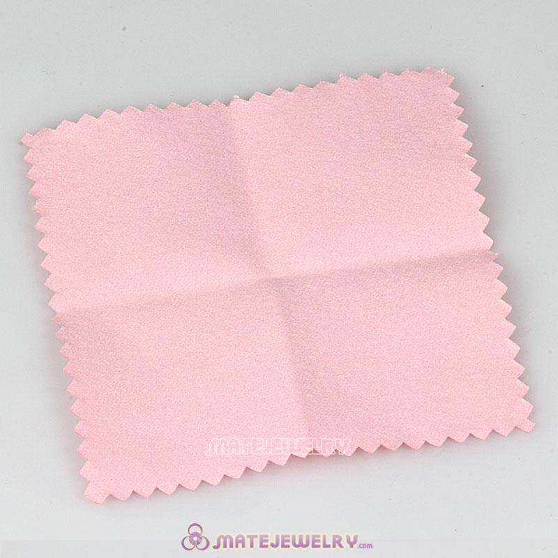 Wholesale Anti Tarnish Silver Polishing Cloth For Silver Jewelry