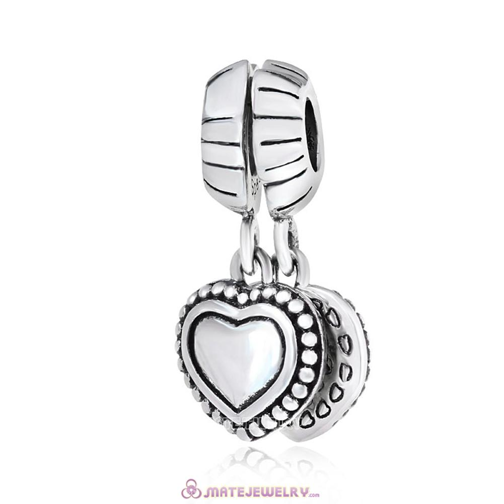 European Sterling Silver Dangle My Special Sister Charm