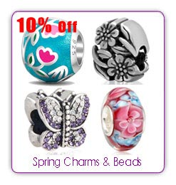 Wholesale European Beads Feather Earrings Bubble