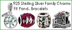 family charm beads